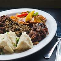 Mary's African Cuisine is a must-visit in downtown Halifax