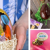 Don't put all your mini eggs in one basket
