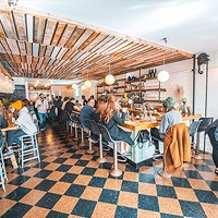 What a typical Sunday morning brunch at EDNA looked like before March 2020. The restaurant is now owned by four staff members who intend to keep the vibe largely the same. DANIEL DOMINIC