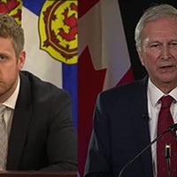 On Wednesday, Premier Higgs opened New Brunswick to the rest of Canada.