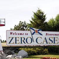 Nova Scotia has zero new cases of COVID Monday, June 21, which is 84 days after the last zero day. THE COAST