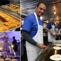 Greek Fest wants you to eat, dance and generally flip out this weekend.