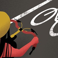 Bike brouhaha.