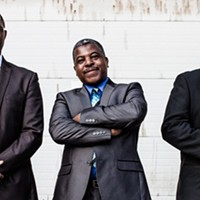 The Sanctified Brothers shake up traditional gospel music