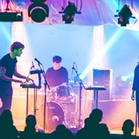 Vogue Dots at Secret Songs Showcase, Olympic Hall