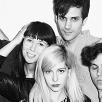 """The secret of success for Alvvays is """"we just like to play well and to feel like we've done the songs service,"""" says Molly Rankin."""
