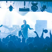 The Dillinger Escape Plan at Olympic Hall