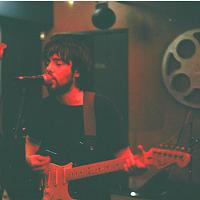 Shadow Folk (Justin McGrath) at Menz Bar