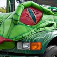 Best of Halifax 2015, Best Food Truck, The Gecko Bus