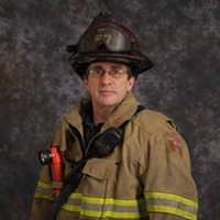 Jim Gates is president of the Halifax Professional Fire Fighters Association, and a career captain with 28 years service. Previous to that he was a volunteer for 10 years, and also worked as a paramedic for 14.