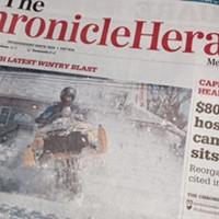 Chronicle Herald union votes to strike