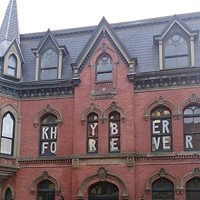 """Council report recommends selling Khyber as """"community interest"""""""