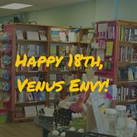 Venus Envy parties like it's '98