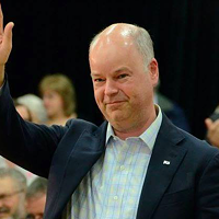 Jamie Baillie, leader of Nova Scotia's Progressive Conservative party.