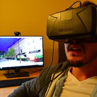 Designers at Ekistics Plan + Design in Dartmouth have started employing video game engines and virtual reality dioramas in order to provide more detail in conceptual renders for prospective developments.