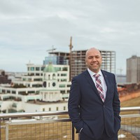 """There was literally a generation of Haligonians who never saw a construction crane downtown,"" says former HRM By Design sparkplug, current MP for Halifax, Andy Fillmore."