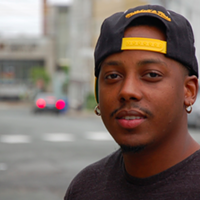Organizer Martez Wiggins says the north end needs some positivity now more than ever.