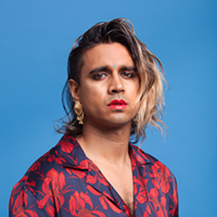Artist and author Vivek Shraya brings her book of poetry to Halifax (see 1).