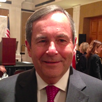 David MacNaughton is Canada's ambassador to the United States of America. Good luck to him on that.