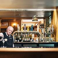 """""""To me it's not a job, it's a life,"""" says Roy's Lounge's namesake, Roy Clorey."""