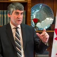 Stephen McNeil, pictured here in 2014 from the premier's Facebook page.