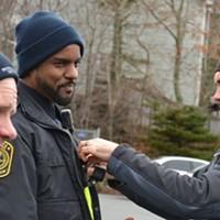 Cory Bowles' Black Cop