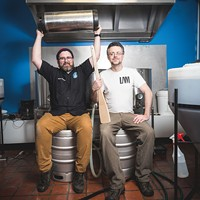 Where we work: Tidehouse Brewing Co.