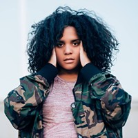 Lido Pimienta, photo via Khyber Centre for the Arts event page