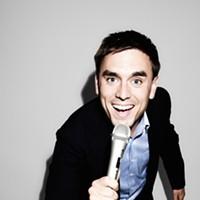 James Mullinger hosts Comedy Bootcamp