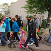 Rain or shine, HRM residents will be out this weekend to see their city in a new light.