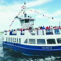 Vincent Coleman and Rita Joe win Halifax ferry naming contest