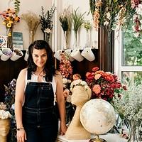 Where I work: Oh Dina!'s Nicole McInnis