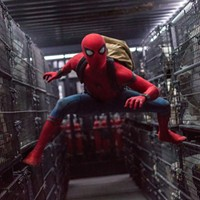 Spider-Man: Homecoming is effervescent, witty and fun