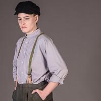 Margaret Legere stars in King of Berlin.