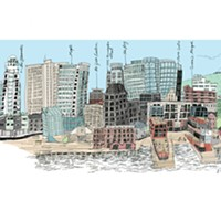 When developers are allowed to redraw the map of the city, Halifax's character might get lost