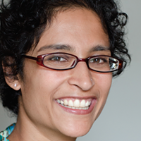 """""""I support having [tax] options that are not available to most Canadians, not being available to physicians,"""" says Monika Dutt, a family physician in Cape Breton."""