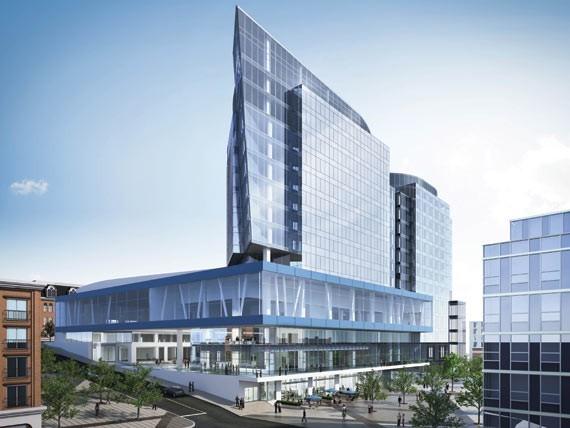 The Nova Centre in downtown Halifax. - VIA HRM