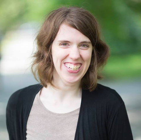 Carrie Gilbert is a freelance writer and social media assistant - whose work focuses on disability and mental health issues. - SUBMITTED
