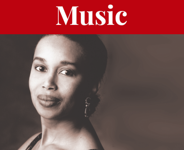 Jazz legend Jeri Brown writes an anti-Valentine's opera. - SUBMITTED PHOTO