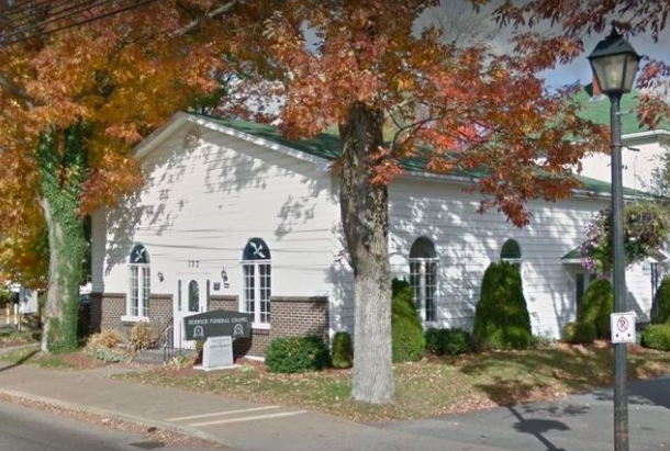The Berwick Funeral Chapel operated by Serenity Funeral Home in Berwick. - VIA GOOGLE MAPS