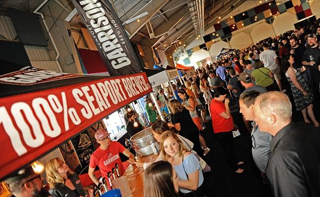 Seaport Beer Festival - CHR!S SM!TH