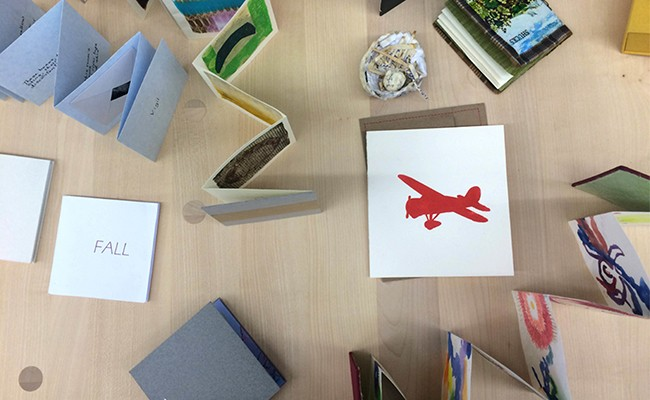 Eyelevel Gallery's Storytelling Through the Artist Book takes place June 23