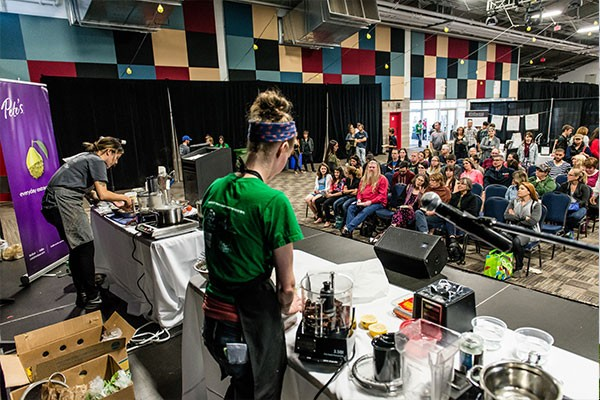 VegFest 2017 - STOO METZ