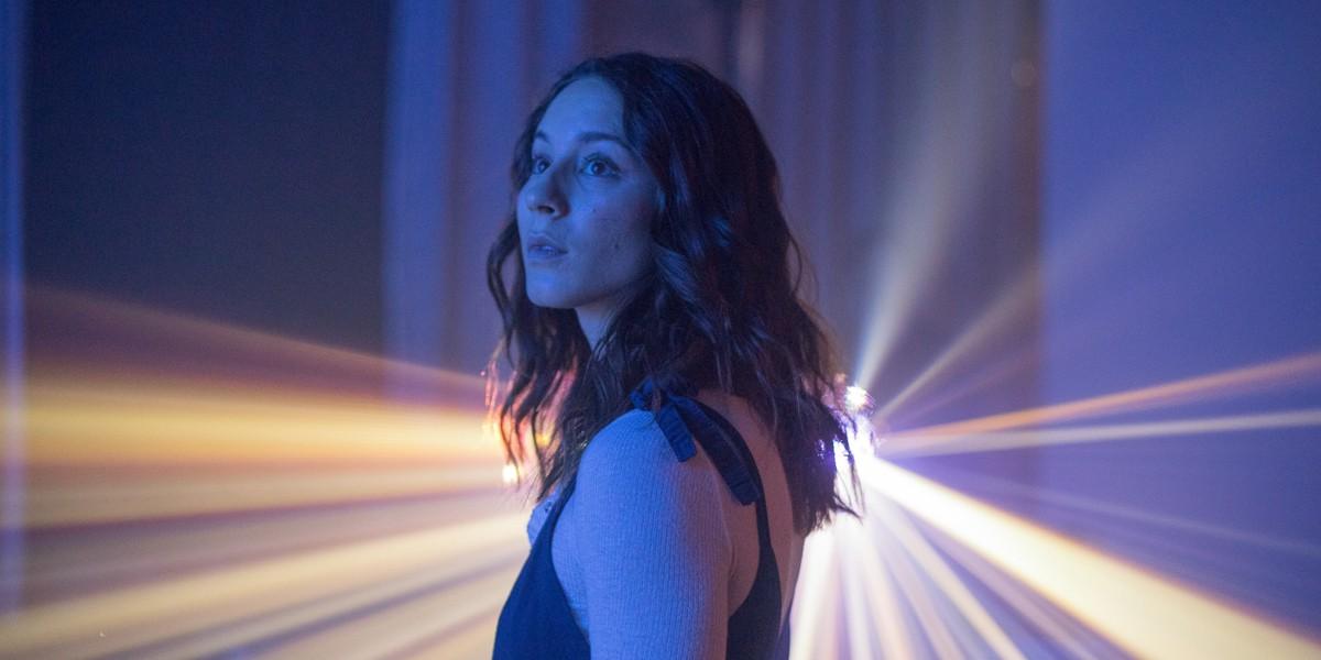 Bellisario as the titular Clara.