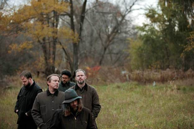 Wintersleep comes out of the forest to play new songs on March 29. - NORMAN WONG