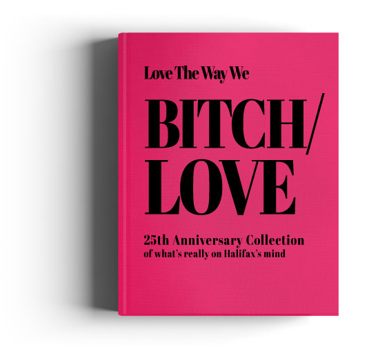 """""""Everything about it should be classy, except the content,"""" was Christine Oreskovich's vision for the Bitch book."""
