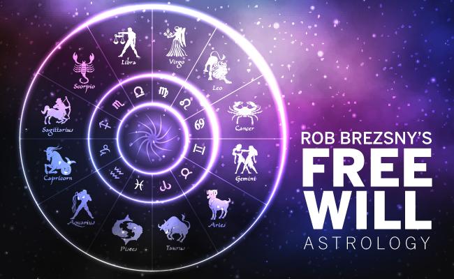 rob brezsny free will astrology horoscopes