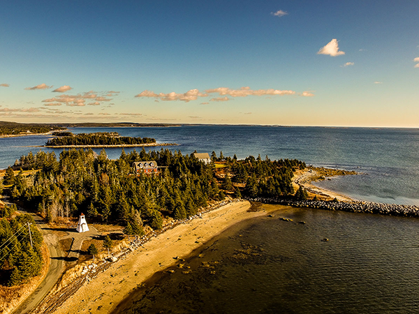 Seawind Landing Country Inn is a member of the tourism group Inns of Nova Scotia. - SUBMITTED