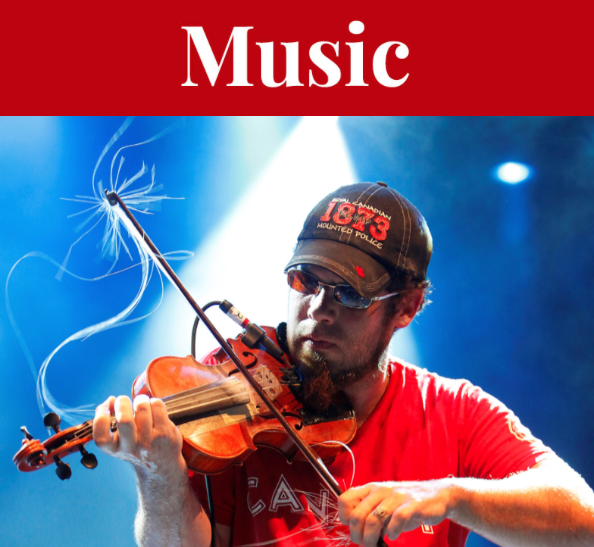 Ashley MacIsaac teams up with Symphony Nova Scotia once again for a rip-roaring show. - SUBMITTED PHOTO