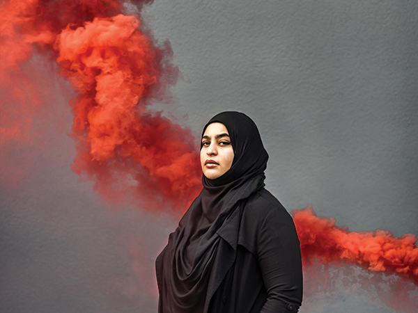 Masuma Khan is an Afghan settler born and raised in Mi'kmaq territory. Masuma is also soon to be a Dalhousie alumni, graduating this spring with a double major in International Development Studies and history. She is also a very active community member and organizer. - MEGHAN TANSEY WHITTON
